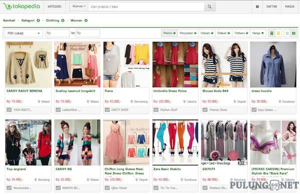 Usaha Online Shop Untuk Pemula